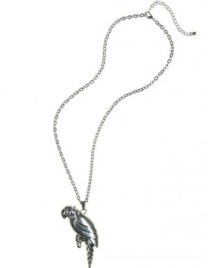 Heine Statement Necklace silver-colored