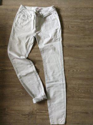 FB Sister Pantalon en jersey gris clair