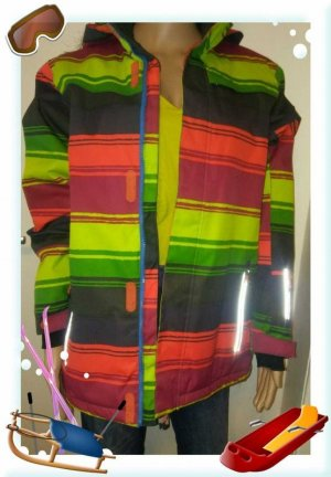 Killtec Chaqueta para exteriores multicolor tejido mezclado