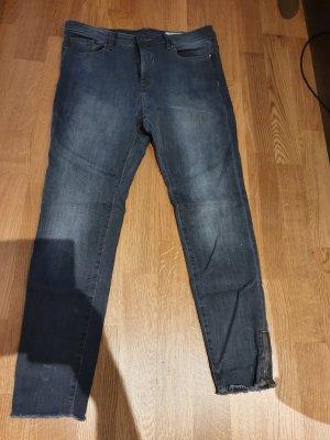 edc by Esprit 7/8-jeans grijs