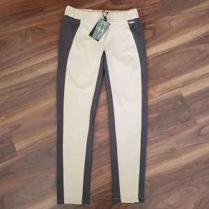 Ancora Stretch Trousers grey-oatmeal