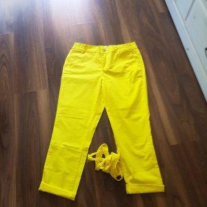 Street One Chinos yellow
