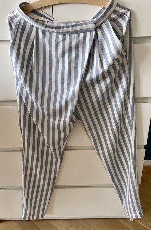 Kiomi Pleated Trousers azure