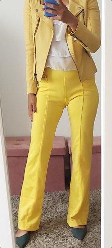 Marlene Trousers primrose-yellow