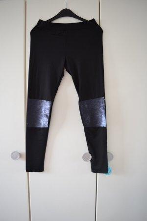Legging zwart Polyester