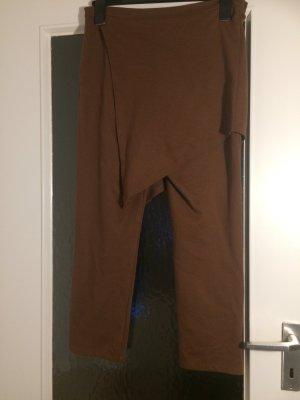 Zara Pantalone alla turca marrone