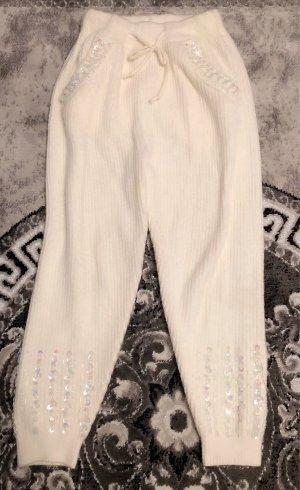 Zara Pololo blanco puro