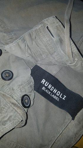 Black Label Rundholz Kaki broek taupe-khaki