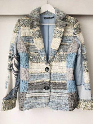 Lulu H. Paris Knitted Blazer multicolored
