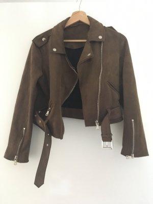 sheln Flight Jacket brown