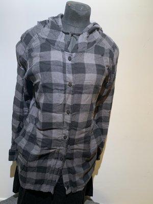 Bench Lumberjack Shirt anthracite-black