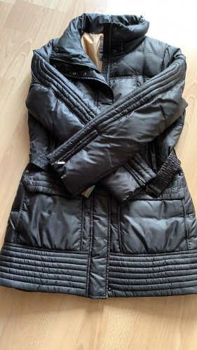 s.Oliver Selection Quilted Coat black