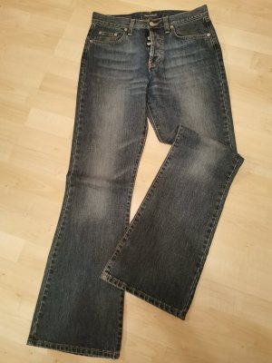 Campus by Marco Polo Denim Flares blue-azure