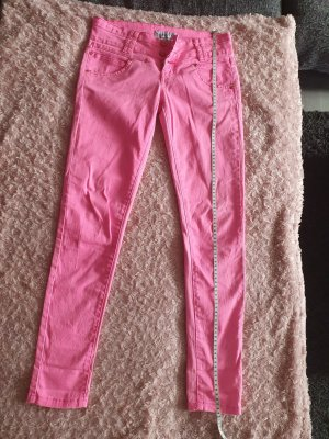 tolle Jeanshose in pink