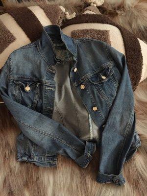 Amor, Trust & Truth Denim Jacket azure