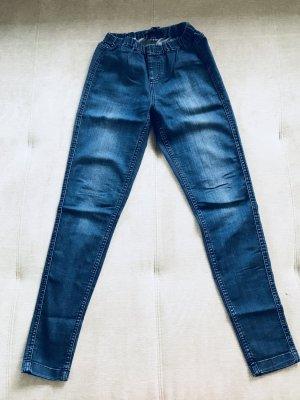 Tolle Jeansleggings Größe 34