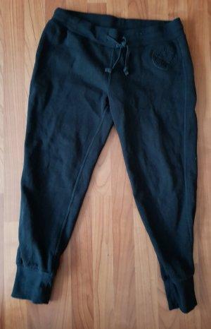 Converse Pantalon de sport noir