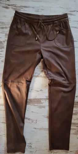 Just EVE Jegging brun-bronze