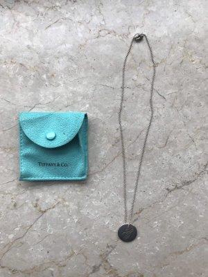 Tiffany&Co Ketting zilver-grijs