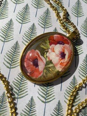 Handmade Schakelketting goud