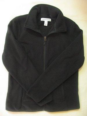Tolle, klassische FLEECE Jacke/Weste von AMAZON Essentials in schwarz, Größe Large, DE 40