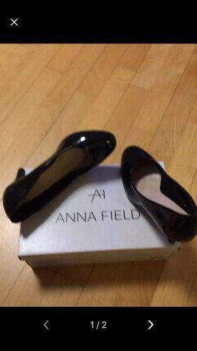 Tolle Lackschuhe v Anna Field Gr 40  1x getragen