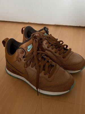 Tolle Leder Sneaker von Nike