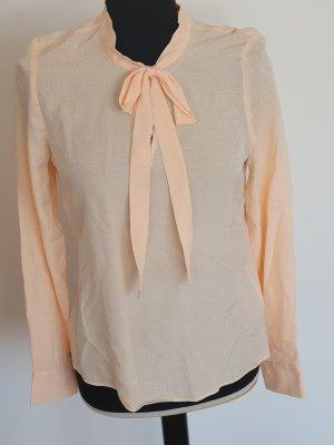 Yessica Premium Tie-neck Blouse multicolored