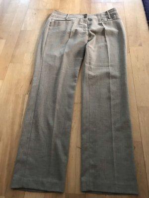Apanage Spodnie Marlena szaro-brązowy