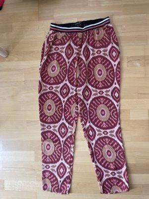 Maison Scotch Jersey Pants multicolored