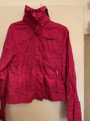 Tolle leichte Jacke in Pink von Bench in  Größe XL