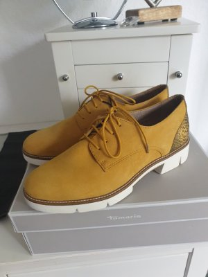 Tamaris Budapest schoenen zandig bruin