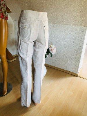 Tolle Leinen Hose von Marc Aurel Gr 42