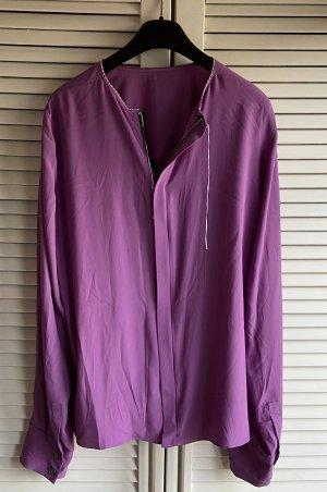 Marni Blouse à manches longues violet