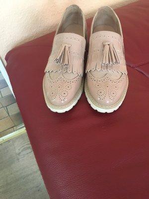 Graceland Scarpa a coda di rondine rosa antico-bianco