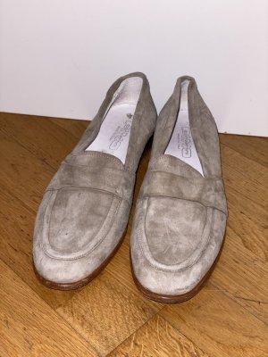 Tolle Loafer Wild Lederschuhe von Pino Convertini Gr. 41
