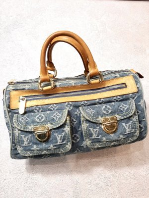 Tolle Louis Vuitton Denim Tasche