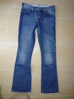 Mavi Boot Cut Jeans steel blue