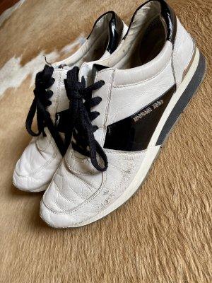 Tolle Michael Kors Leder Sneaker Turnschuhe Gr 40