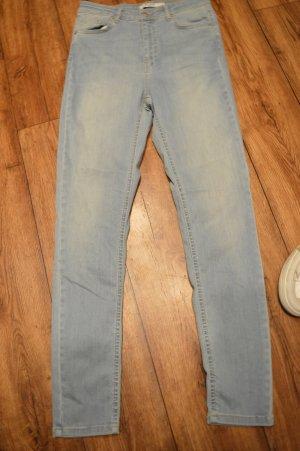 Nakd Jeans skinny blu pallido-azzurro
