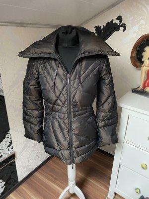 Tolle Moncler Winterjacke Jacke Mantel braun Gr 1 D:34/Xs