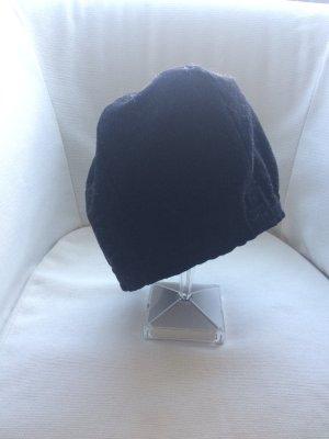 René Lezard Fabric Hat black