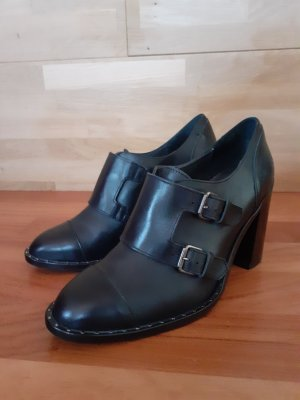 Tolle Navyboot Pumps in Gr. 39