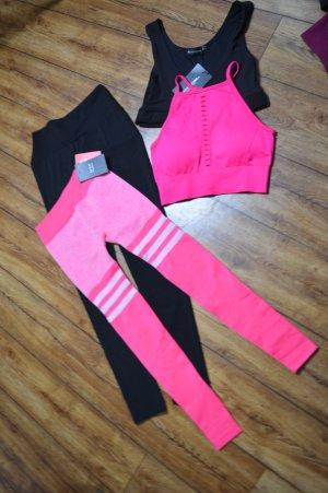 Tolle neue Sport Leggin gr. 36 pink