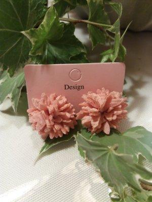 Clip d'oreille or rose