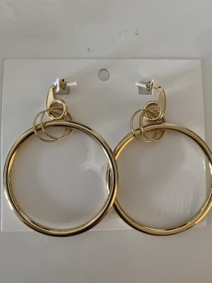 H&M Gold Earring gold-colored