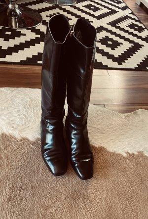 Gucci Jackboots black