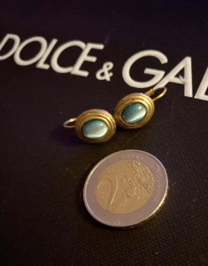 Vintage Love Gold Earring multicolored