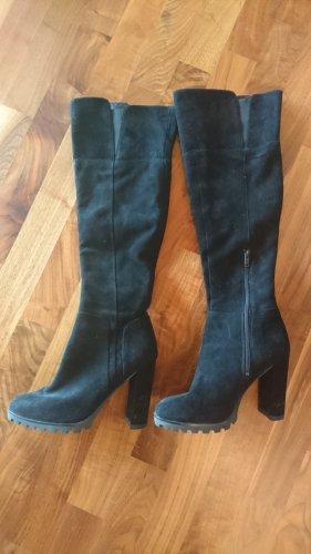 Tolle Overknee-Stiefel von ALDO - schwarz - Gr. 40 - nur 1x getragen