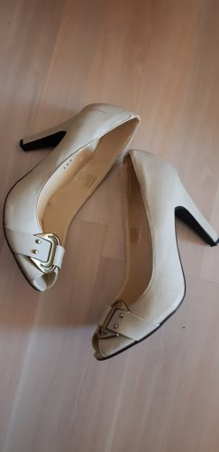 tolle Peeptoe Pumps